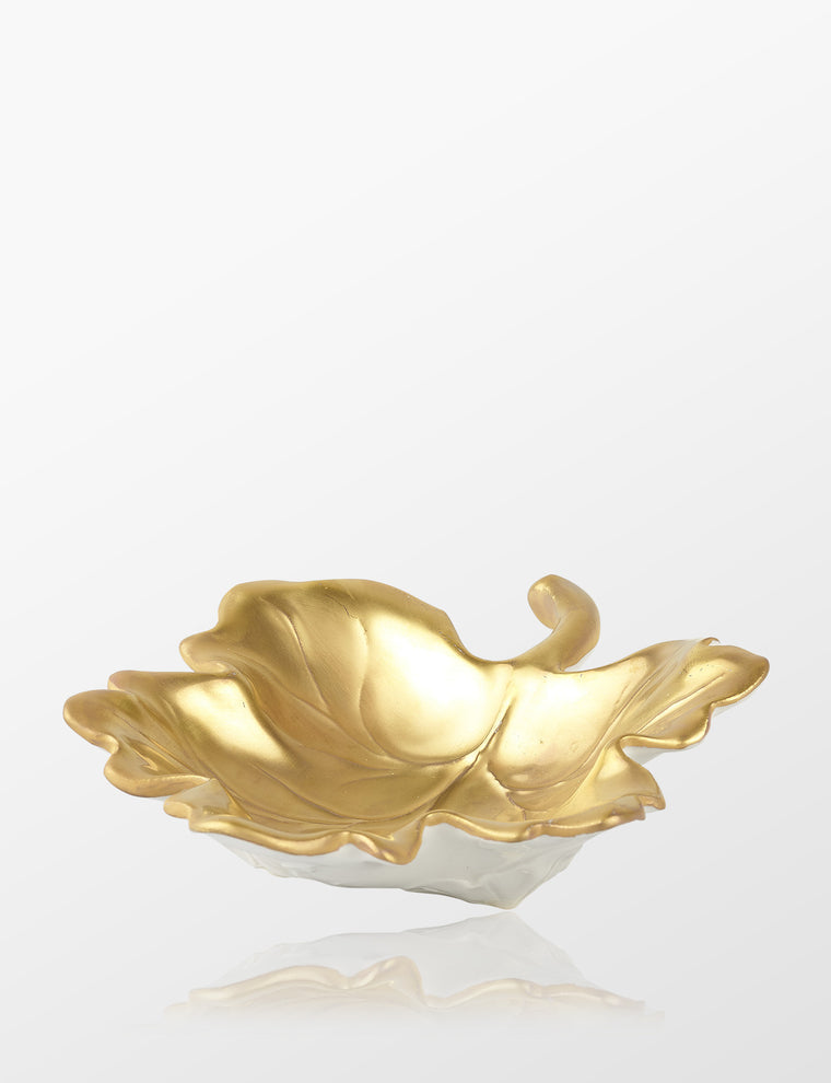 Fig Leaf Dish