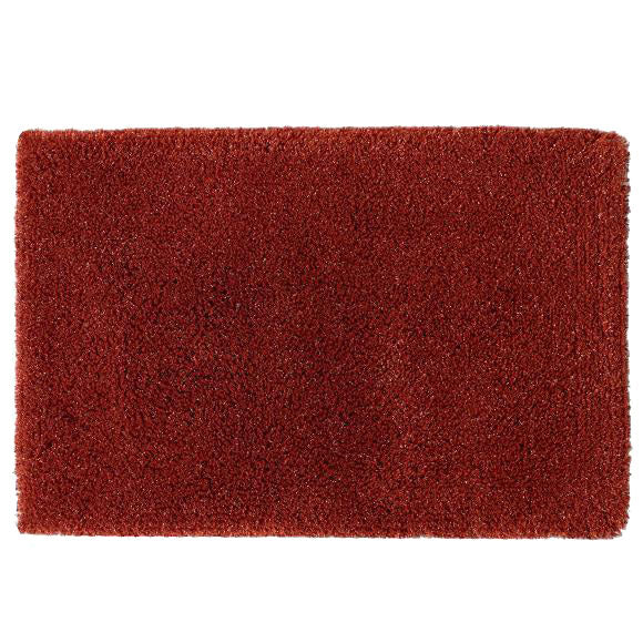 Elysee Bath Rug(Red)