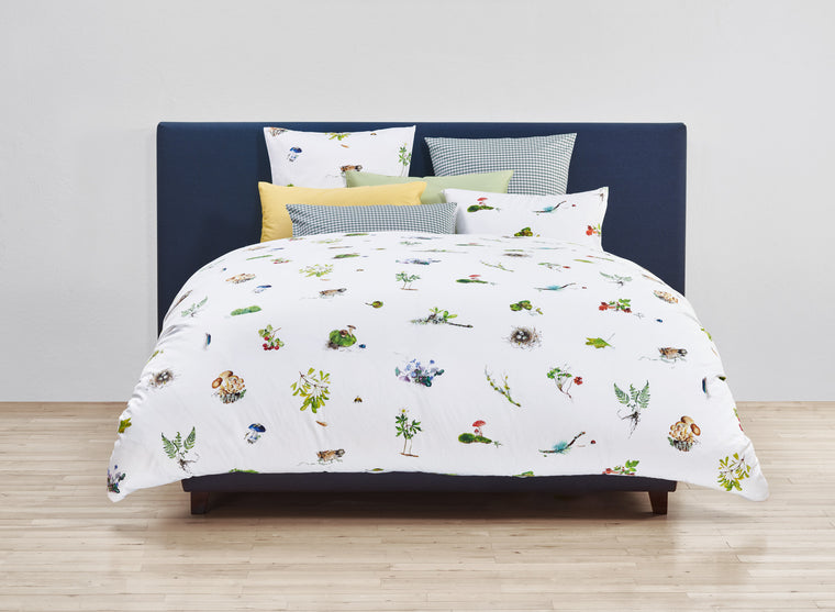 Evergreen Bed Linen