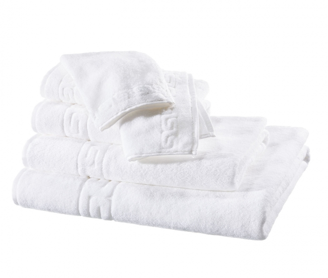Dreamflor Towel (White)