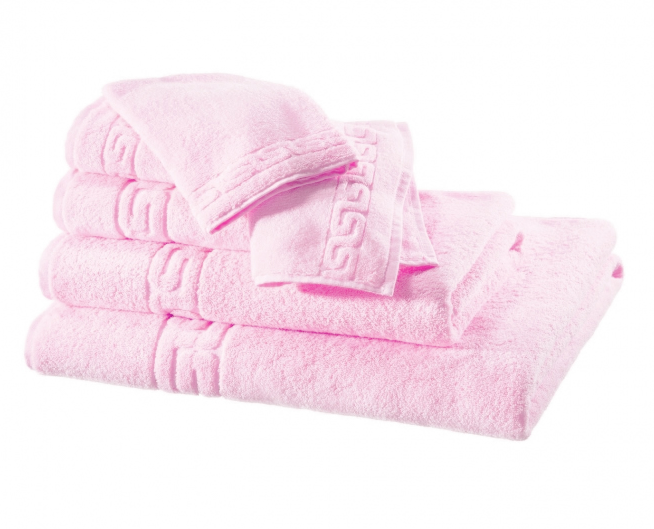 Dreamflor Towel (Light Pink)