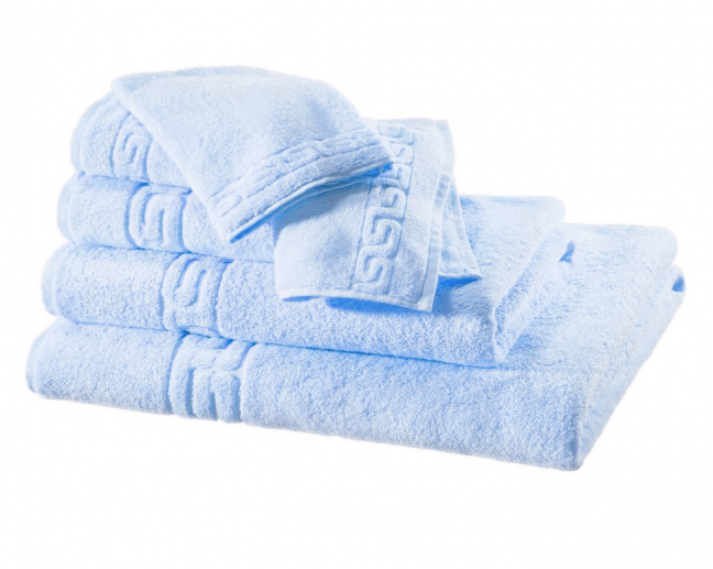 Dreamflor Towel (Light Blue)