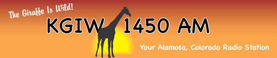 KGIW 1450 AM - The Giraffe is wild!