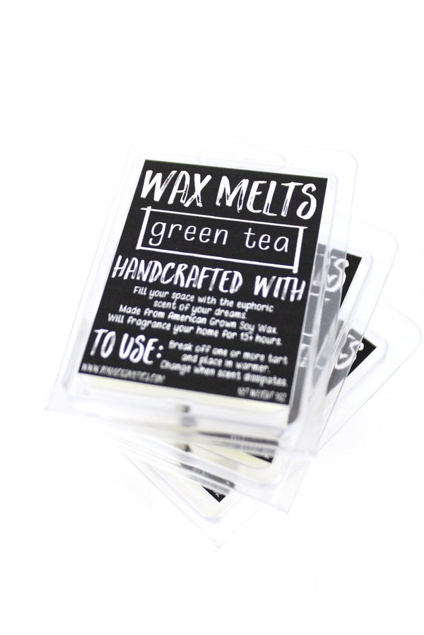 Green Tea Soy Wax Melts