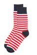 Printed Socks 3-Pack Stripes Assortment
