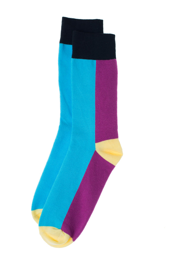 Socks - Color Blocks