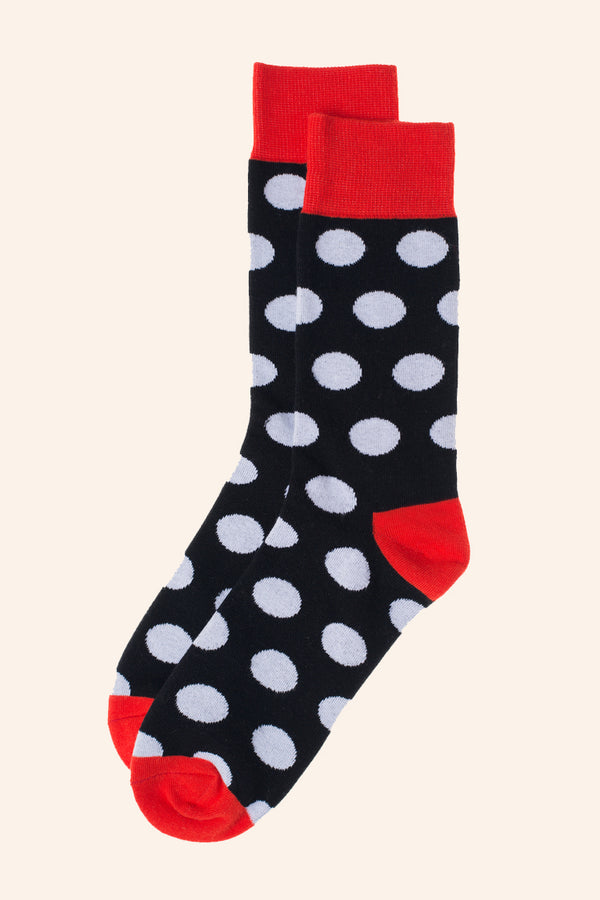 Socks - Mega Dots