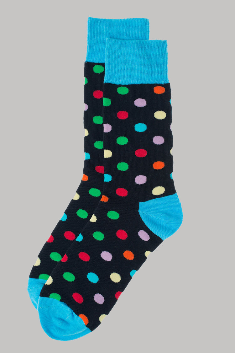 Socks in Polka Dots - Multi