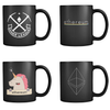 Ethereum 11oz Black Mug