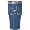 LIVE. LAUGH. RODAN + FIELDS - 30 Ounce Vacuum Tumbler