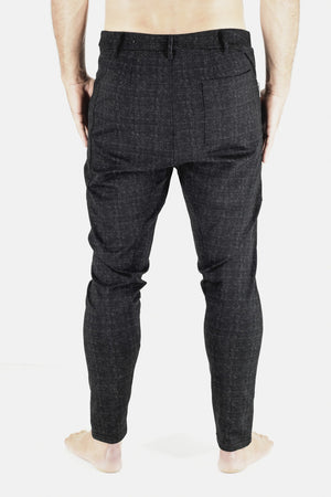 Multi Zip Check Pants ZG5194