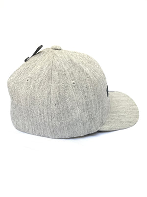 Zeitgeist Cap Grey Heather with Charcoal Zeitgeist ZG5251
