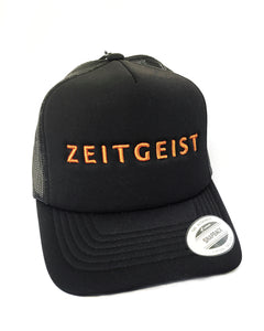 Zeitgeist Cap Black with Copper Zeitgeist ZG5250