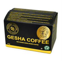 Panama ASD Geisha Coffee Roasted Whole beans 227g