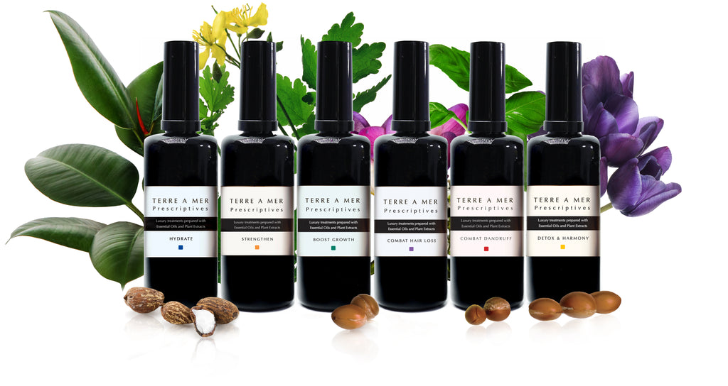 Prescriptives oil treatment collection