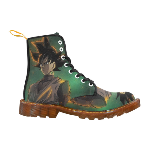 Image of Black Goku Boots