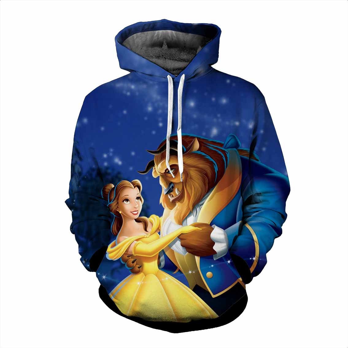 Beauty And The Beast Hoodie