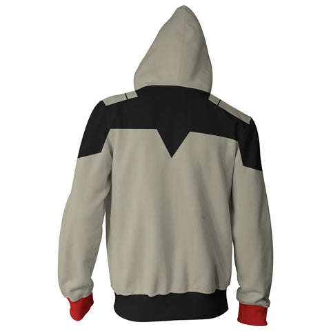 Image of BRIGHT NOA - Gundam Zip Up Hoodie