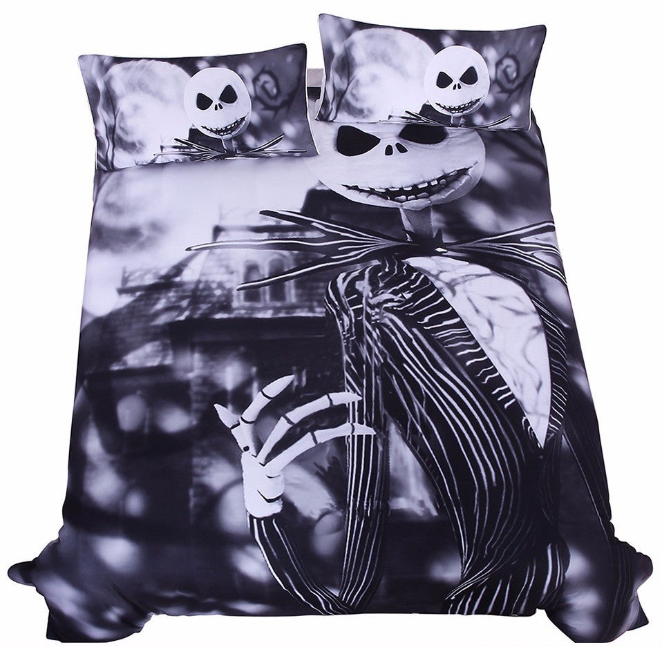 nightmare before christmas bedding set tap to expand - Nightmare Before Christmas Bedding Queen