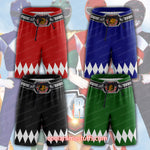 Power Rangers Shorts V2