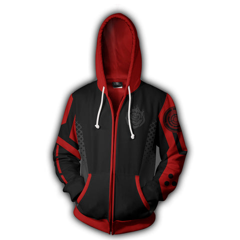 Image of RR Zip Up Hoodie