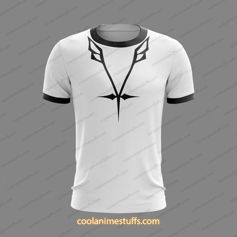 Image of Squall Leonhart Final Fantasy Cosplay T-shirt