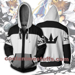 Sora Final Form Zip Up Hoodie