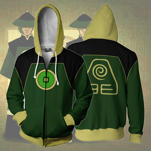 Dai Li Agents Zip Up Hoodie
