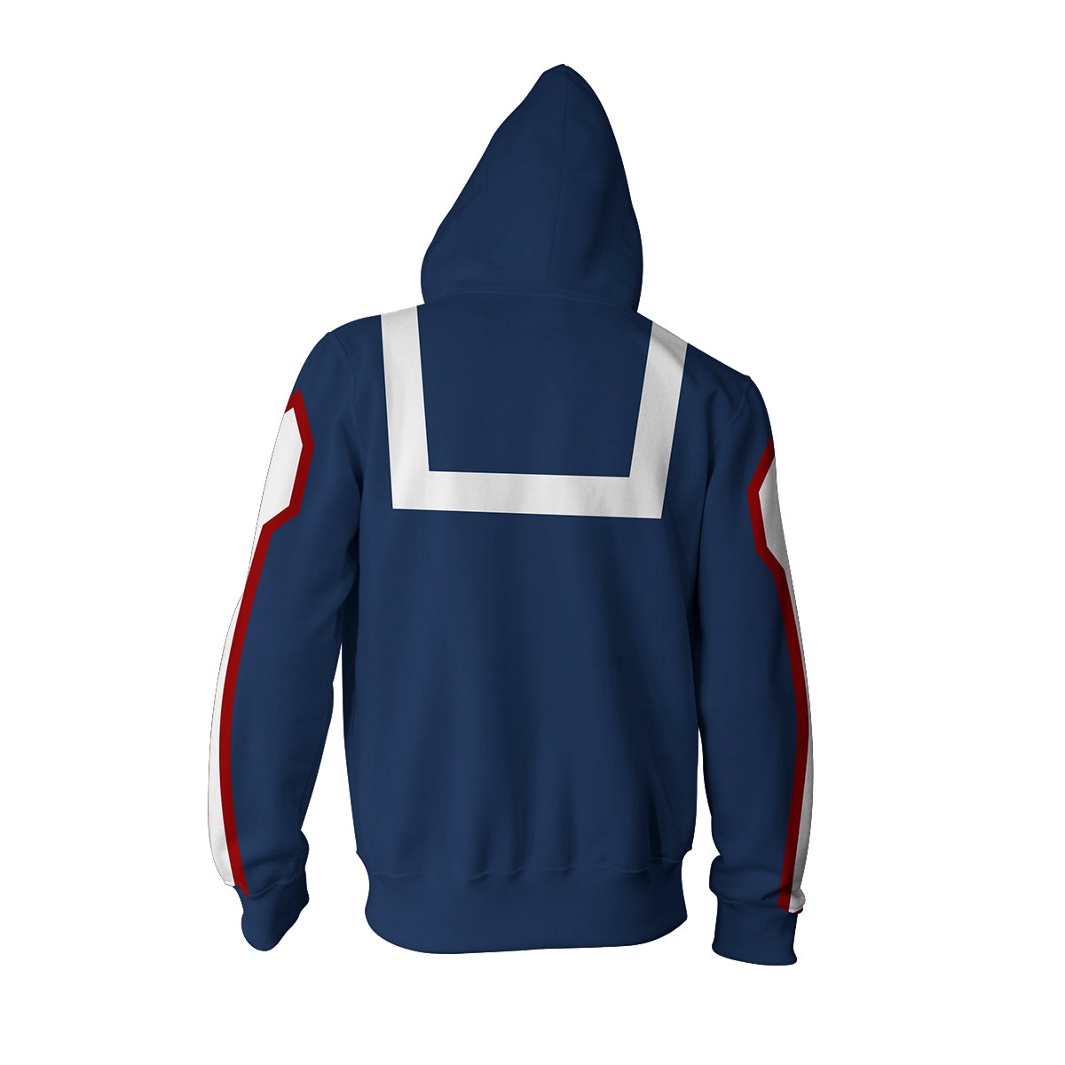 Boku No Hero Academia Zip Up Hoodie