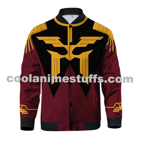 Char Aznable Jacket