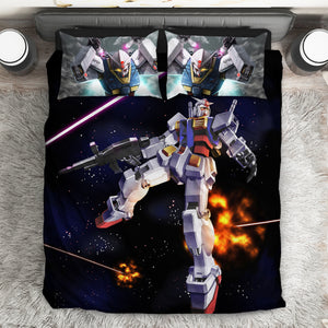 RX-78-2 Gundam Bed Set