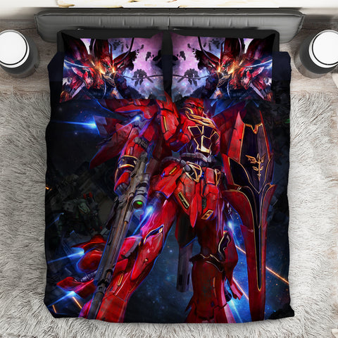Image of Gundam Bed Set