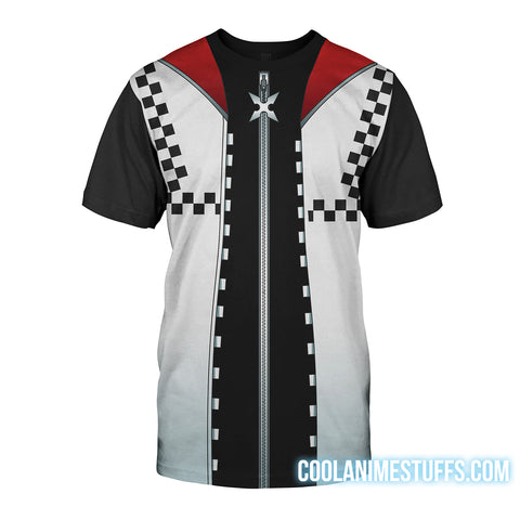 Image of Roxas KH Cosplay T-shirt