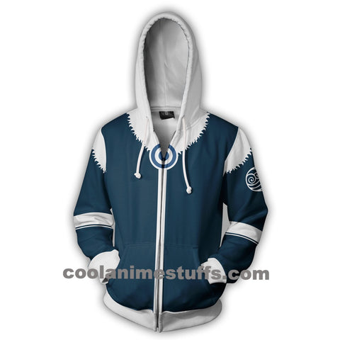 Image of Korra Zip Up Hoodie