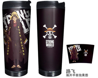 One Piece Insulation Plastic And Stainless Steel Mug