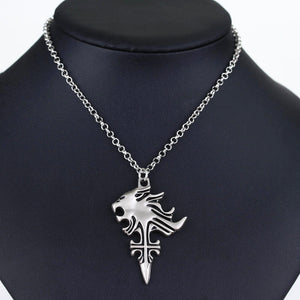 Anime Final Fantasy Squall Leonhart Necklace