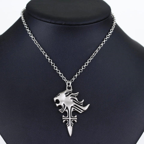 Image of Anime Final Fantasy Squall Leonhart Necklace