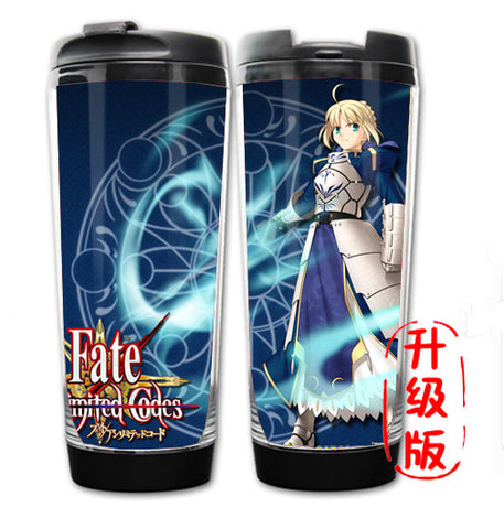 Image of Anime Fate Zero Fate/stay night Saber mugs