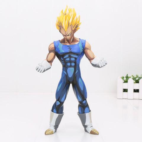 Image of Dragon Ball Manga Style Vegeta Super Saiyan Chocolate ver. Figure