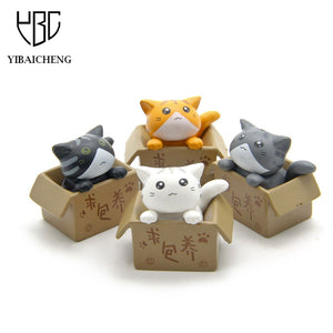 Cute Cats Figures