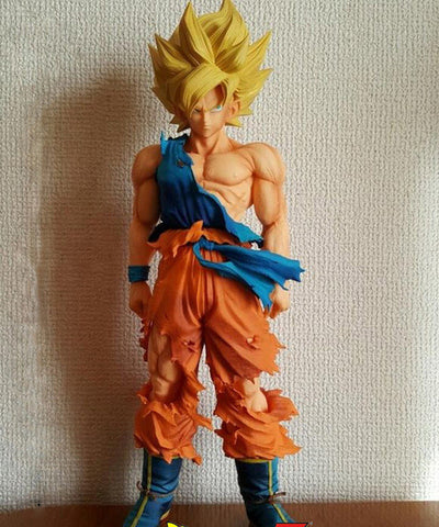 Image of 34cm Dragon Ball Z Big Size Son Goku Super Saiyan PVC Action Figure