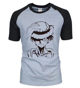 Anime One Piece Luffy T shirt