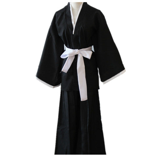 Anime Bleach Cosplay Black