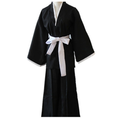 Image of Anime Bleach Cosplay Black