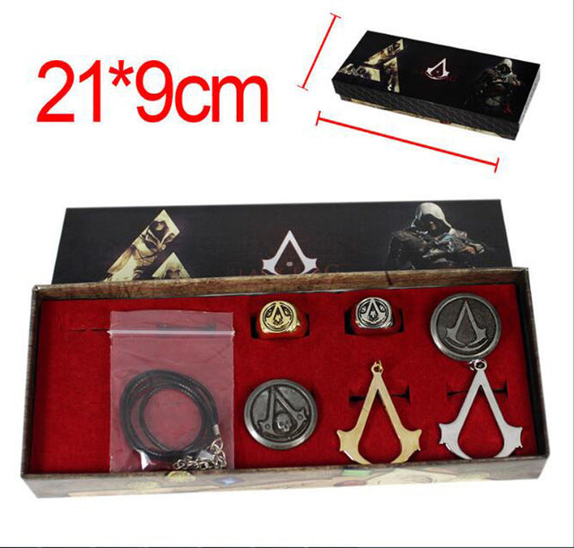 Assassin's Creed Necklace