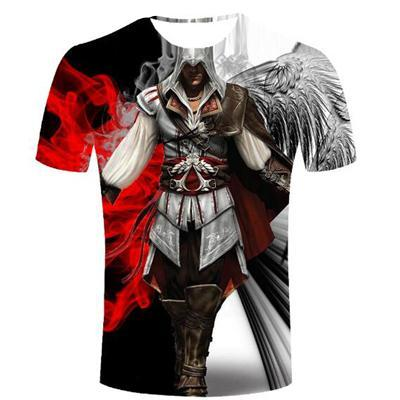 Image of Assassin's Creed t-shirt