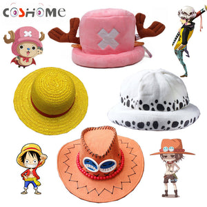 Anime One Piece Luffy  Hats/cap