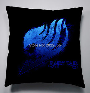 Anime  Fairy Tail Pillow 40x40cm Pillow Case Cover
