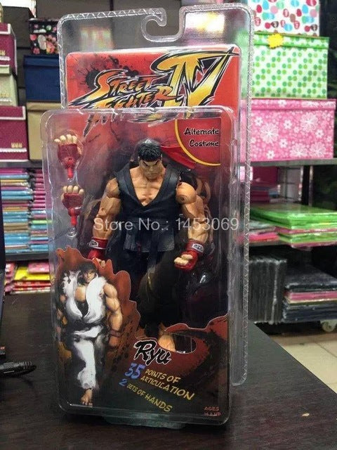 18cm Street Fighter Action Figure Toys 18cm