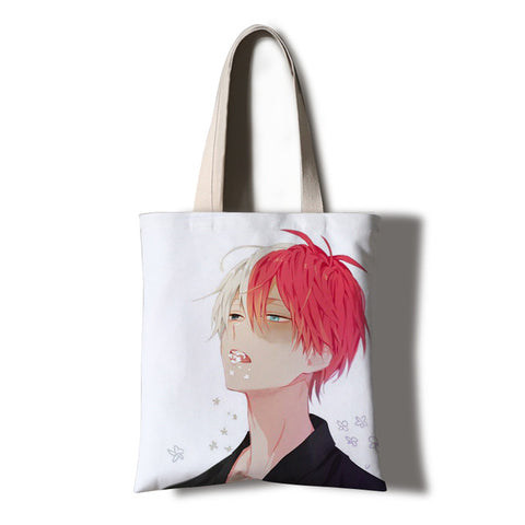 Image of Boku no Hero Academia  Izuku Midoriya Print Shoulder Bag